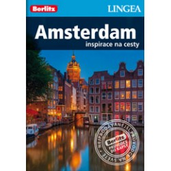 AMSTERDAM - inspirace na cesty | turistický průvodce