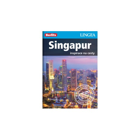 SINGAPUR - inspirace na cesty