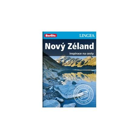 NOVÝ ZÉLAND - inspirace na cesty