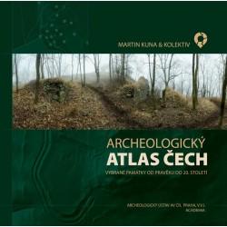 M. Kuna a kol. - ARCHEOLOGICKÝ ATLAS ČECH