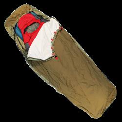 Bivakovací pytel BIVAK BAG, zip z obou stran/ pravý