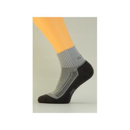 Silné bambusové ponožky K024 BENET