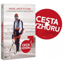 DVD Cesta Vzhůru (2015) - film Radek Jaroš