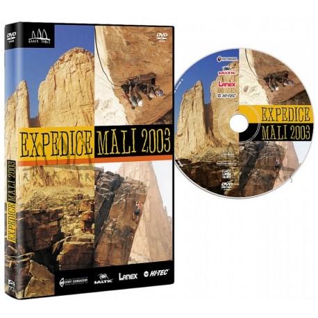 DVD Expedice MALI 2003 - Radek Jaroš
