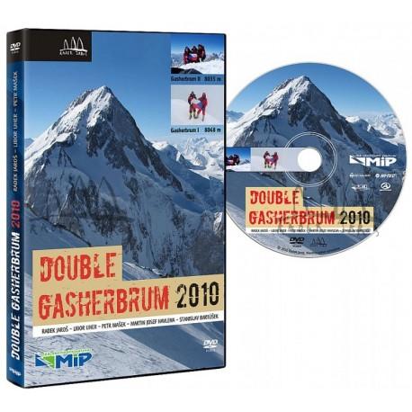 DVD Expedice GASHERBRUM 2010 - Radek Jarošibor Uher, Petr Mašek