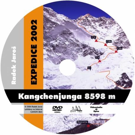 R. Jaroš - Expedice Kangchenjunga 8598 m