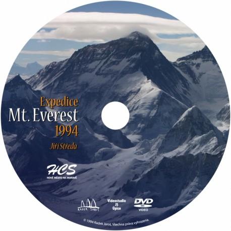 R. Jaroš, J. Středa - EXPEDICE Mt. EVEREST 1994